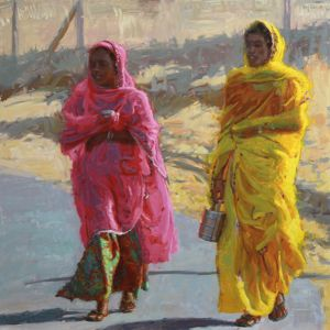 Rajathani-Women-Working-Series---On-the-Way-to-Work-30x30_3375_v2